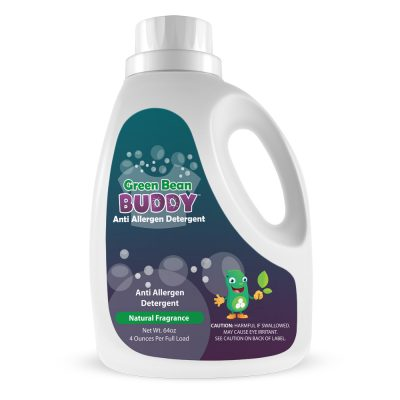 Green Bean Buddy™ Anti Allergen Detergent, 64oz