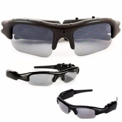 Digital Video Recorder Sports Sunglasses