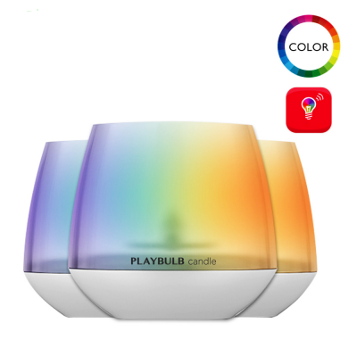 Playbulb Bluetooth Indoor Smart Candle RGB LED Light