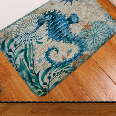 Marine Lovers Anti-Slip Doormat