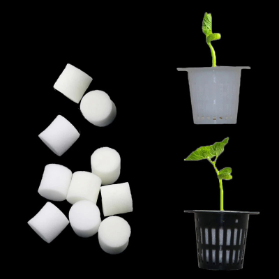 Hydroponic Nursery Seed Trays and Grow Sponges