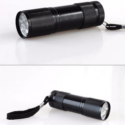 UV Flashlight For Inspections