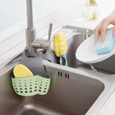Kitchen Sink Organizer Modern Style