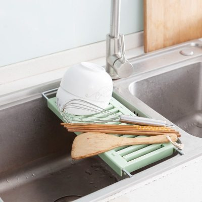 Retractable Sink Shelf
