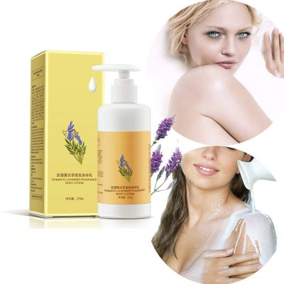 Lavender Bed Bug Bite Cream and Moisturizing Body Lotion