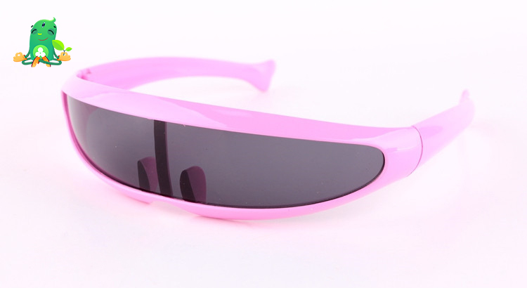 Future Tech Sunglasses For Men And Women Robot Laser