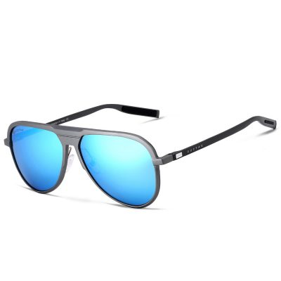 Polarized UV Aluminum Sunglasses, Unisex