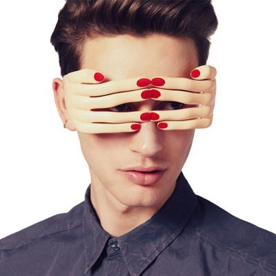 Novelty Sexy Fingers Glasses