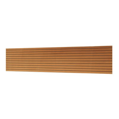 Adhesive Teak Decking Marine Flooring, 95″ Long 24″ Wide Sheet
