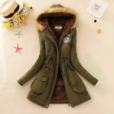 Designer Winter Parkas Winter Coat