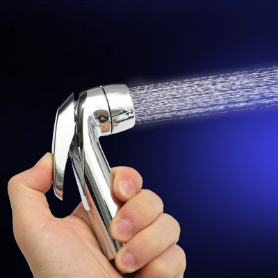 Chrome Handheld Spray Marine Nozzle