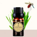 Pure Essential Citronella Oil for Mosquitoes, Bed Bugs, and Skin Care, 10ml