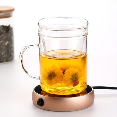 Portable Electric Heating Coaster