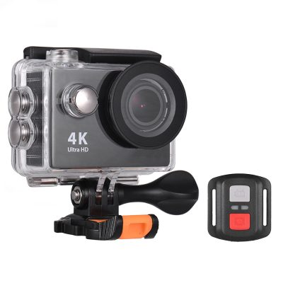 4k Wifi Waterproof Action HD Camera