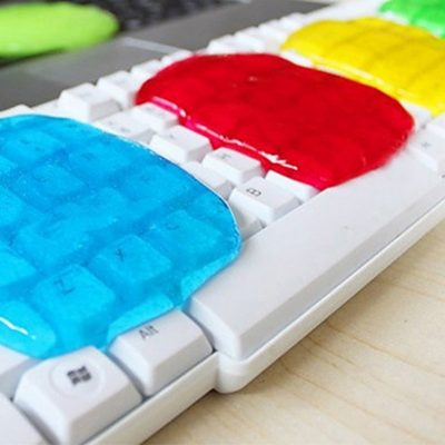 Putty Cleaner for Keyboards, Remote Controls, Air Vents and more
