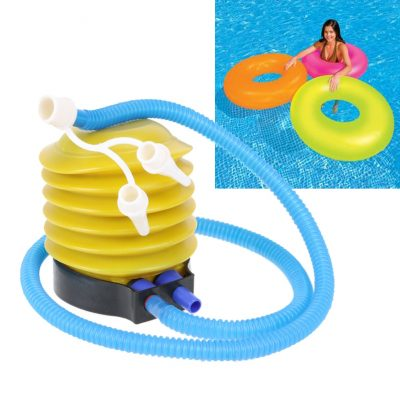 Foot Pump for Inflating Swim Toys, Balloons, and More