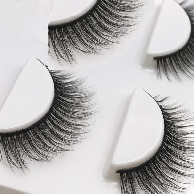Full Mink Lashes, 3 Sets
