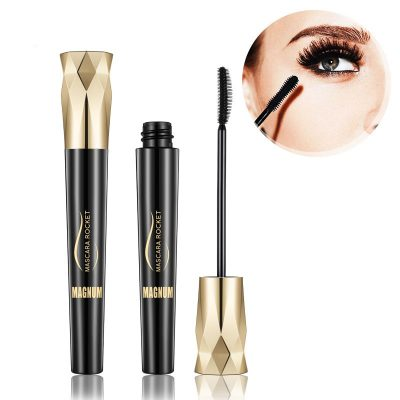 Longer and Thicker Lashes Silk Fiber Mascara