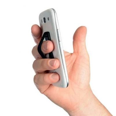 iPhone and Android Phone Finger Grip
