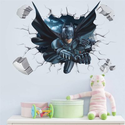 3D Wall Stickers Batman