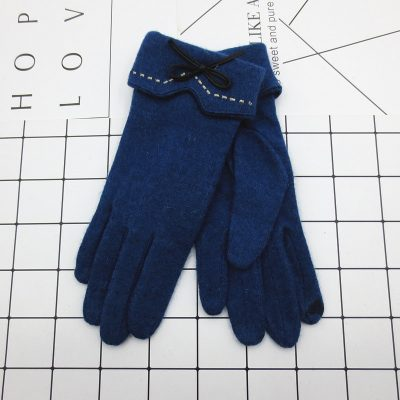 Ladies Wool Winter Gloves