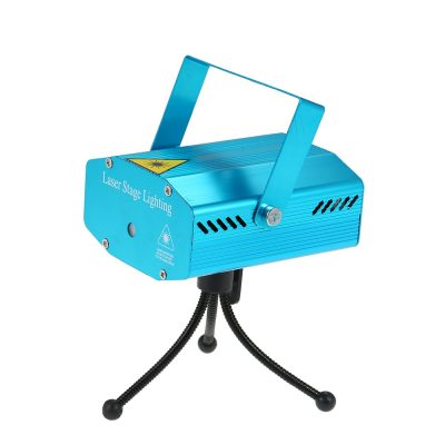 Laser Light Projector, Voice Activated