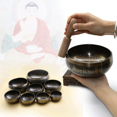 Tibetan Singing Bowls and Energy Bowls