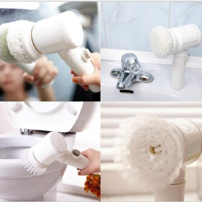 Electric Cleaning Brush For Kitchen, Bathroom and Home