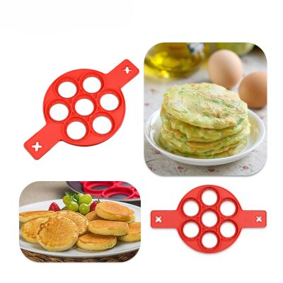 Non-Stick Flip Cooker for Pancakes, Eggs, and More