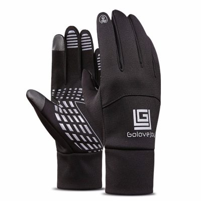 Waterproof Gloves, Touchscreen Compatible for Men and Women