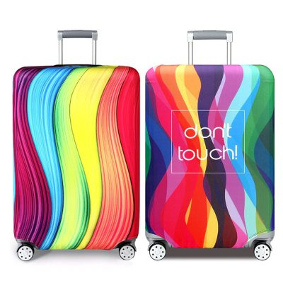 Thick Luggage Cover For Travel Suitcase