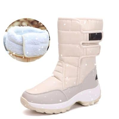 Thick Comfortable Snow Boots for Women