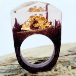 Magical Forest Ring