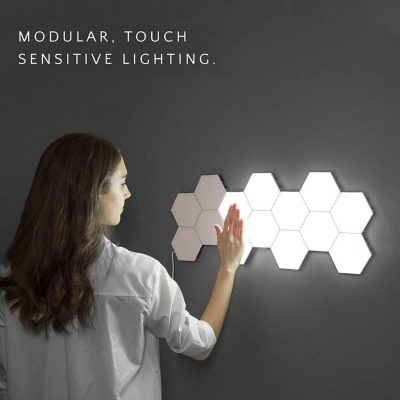 Touch Activated Wall Lights and Night Lights