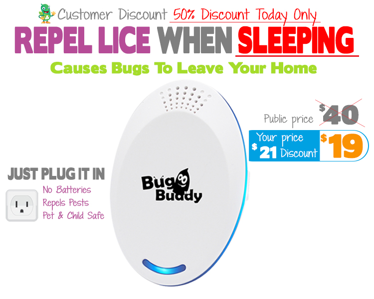 Repel Lice and Pests from Your Home